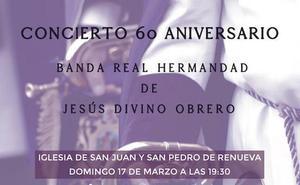 Jesús Divino Obrero celebra un concierto para celebrar sus 60 años de vida