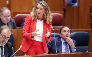 Alicia Garcia pide en Bruselas más financiación para desarrollar políticas sociales como la lucha contra el reto demográfico
