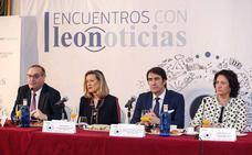 Del Olmo, Suárez-Quiñones y Cirac en leonoticias: «León tiene los mimbres industriales suficientes para afrontar con optimismo un gran futuro»
