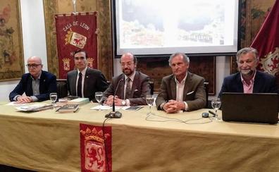 La novela en al que se vence la muerte llega a la casa de León en Madrid