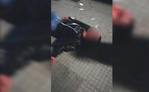 La Policía Nacional detiene a una joven y a un menor por la brutal agresión del Húmedo en la madrugada del domingo