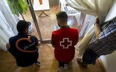 Casi 1.200 hogares vulnerables de León recibieron apoyo de Cruz Roja contra la pobreza energética