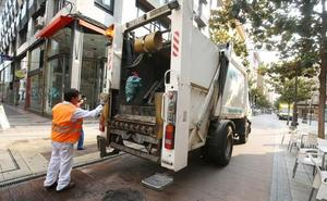 IU critica que algunos camiones de la basura de Ponferrada superen en cuatro años su vida útil estipulada