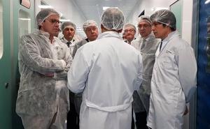 Fernández Mañueco afirma que la industria leonesa cuenta con el permanente apoyo de la Junta