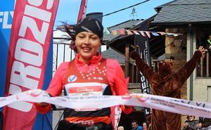 Denisa Dragomir logra el triplete en Alto Sil con Anguita victorioso