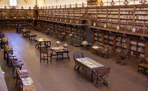 La Biblioteca Histórica de la USAL, estudiada por su «conservación preventiva»