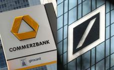 Los dos mayores bancos alemanes estudian su fusión