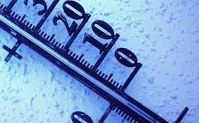 Cuéllar registra la temperatura más baja del país con -4,4 grados