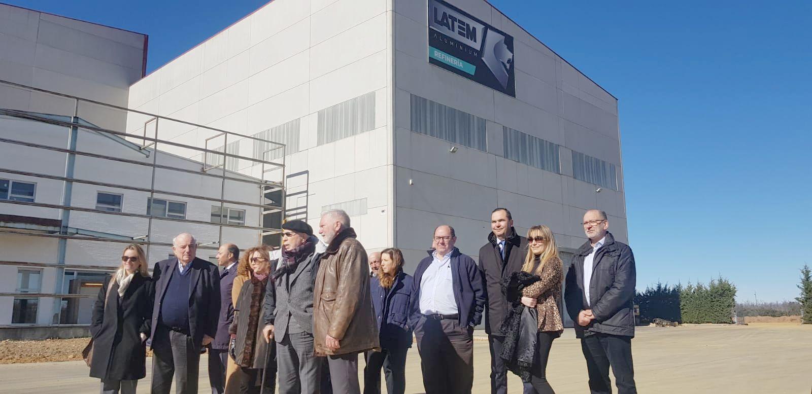 Latem Aluminium invierte ocho millones en Villadangos y crea 40 empleos