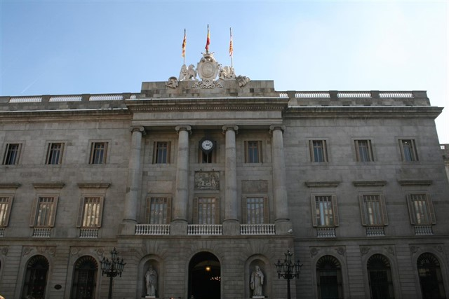 Ayuntamiento de Bacelona./Europa Press
