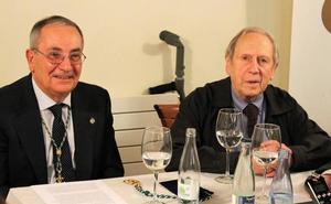 Luis García Zurdo, académico de honor de la Academia de Ciencias Veterinarias de Castilla y León