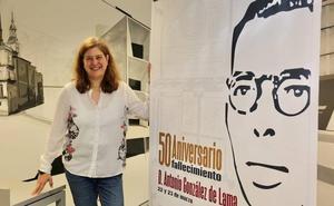El Ayuntamiento rinde homenaje a González de Lama en el 50 aniversario de su fallecimiento