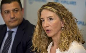 García y Marcos no estarán en el banco azul en el último pleno de las Cortes, pero sí en la bancada del PP