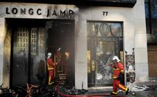 Francia prohíbe a los 'chalecos amarillos' manifestarse en los Campos Elíseos