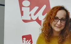 Carmen Franganillo (IU): «Lo importante es la encuesta del día electoral«