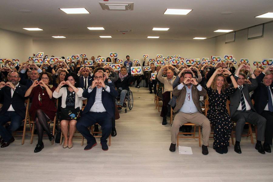Visita del nuevo Centro de Día de Autismo León