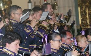 Jesús Divino Obrero celebra sus 60 años poniendo música a la Semana Santa