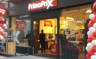 PrimaPrix, el formato de supermercado 'outlet', llega a León y crea ocho empleos