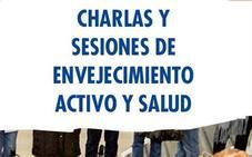 Comienzan las charlas y sesiones de 'Envejecimiento Activo y Salud'