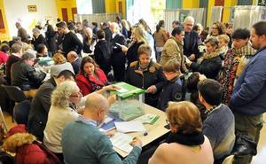 Los partidos podrán marcar a los votantes «de cuya libertad de voto duden»