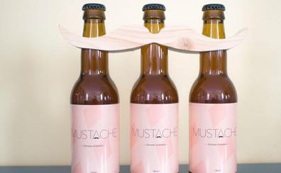 La cerveza berciana Mustache Rosa consigue una medalla de oro en el Barcelona Beer Festival