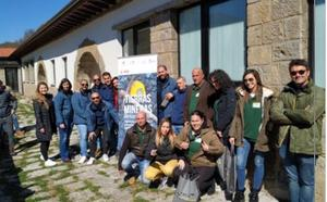 El Programa Mixto de Formación y Empleo de Chozas de Abajo entrega alimentos a Asleca
