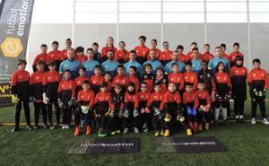 Clinic de porteros de Fútbol Emotion en el Olímpico de León para esta Semana Santa