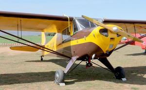 Astorga, escenario de un récord nacional de aeronaves