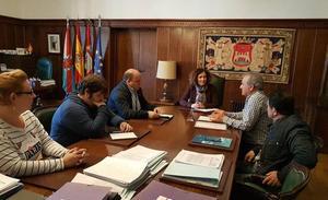El programa de extensión de la banda ancha permitirá a Ponferrada llevar la fibra óptica a la localidad de Toral de Merayo