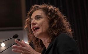 Montero anuncia que el déficit público cerró 2018 por debajo del 2,7% del PIB