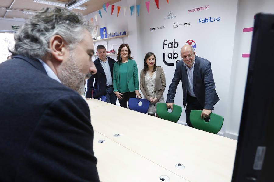 Igea visita León