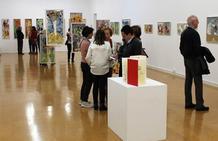 El Albéitar acoge la exposición 'Huellas', que se podrá visitar hasta el 10 de abril