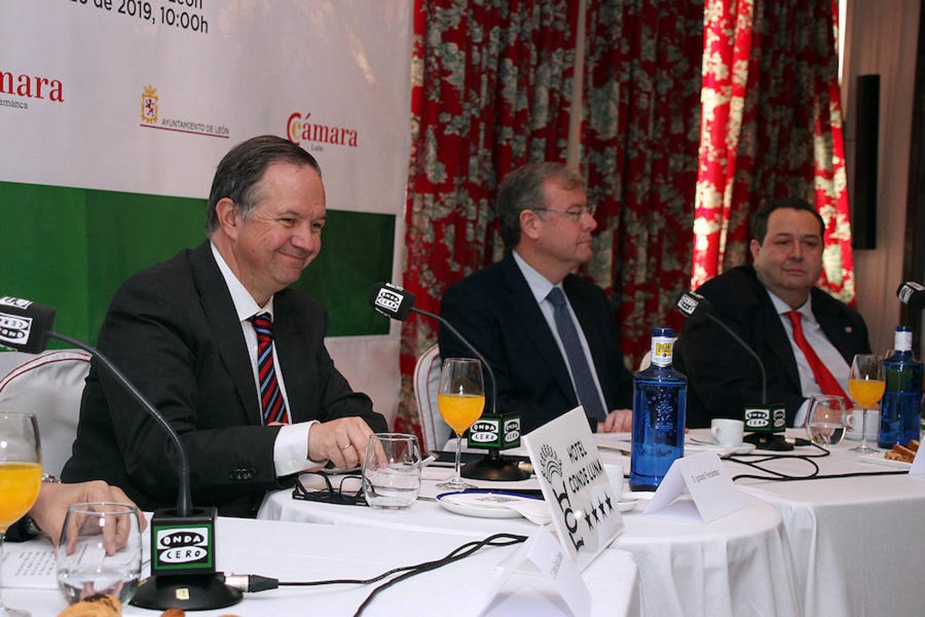 Desayuno-debate 'La Ruta de la Plata como modelo de negocio'