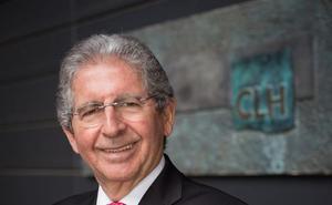 José Luis López de Silanes, presidente del Grupo CLH se reúne este viernes con el Consejo Asesor de Fele