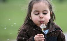 La primavera dará una tregua a los alérgicos al polen en Castilla y León tras el peor invierno en muchos años