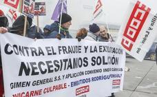 Denuncian 80 'despidos' en Embutidos Rodríguez bajo el paraguas de una perdida de producción del 20% en la factoría