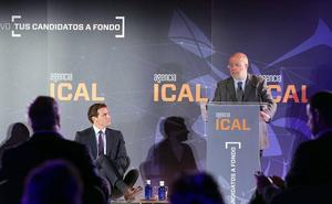 Igea defiende el liderazgo de Rivera, «que escucha, cree en el mérito de las personas y en la libertad»