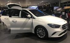 Los nuevos GLE y Clase B de Mercedes conquistan corazones en León