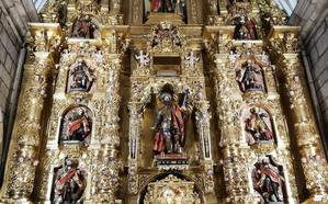 Las Siete Palabras organizan un concierto benéfico a favor de la restauración del Retablo del Altar Mayor de la Iglesia de San Marcelo