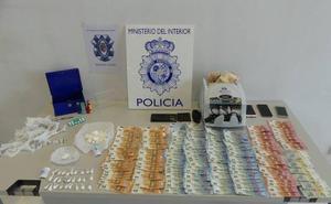 Detenidos un padre y un hijo en San Andrés como presuntos autores de tráfico de drogas