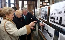 León homenajea al Barrio Ferroviario con una exposición retrospectiva y la rehabilitación de las Columnas del Norte