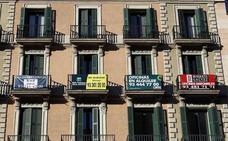 El precio del alquiler en Castilla y León en 2008 era un 17,5% más caro que en 2018