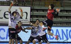 El Abanca Ademar jugará en segundo turno su debut en Copa