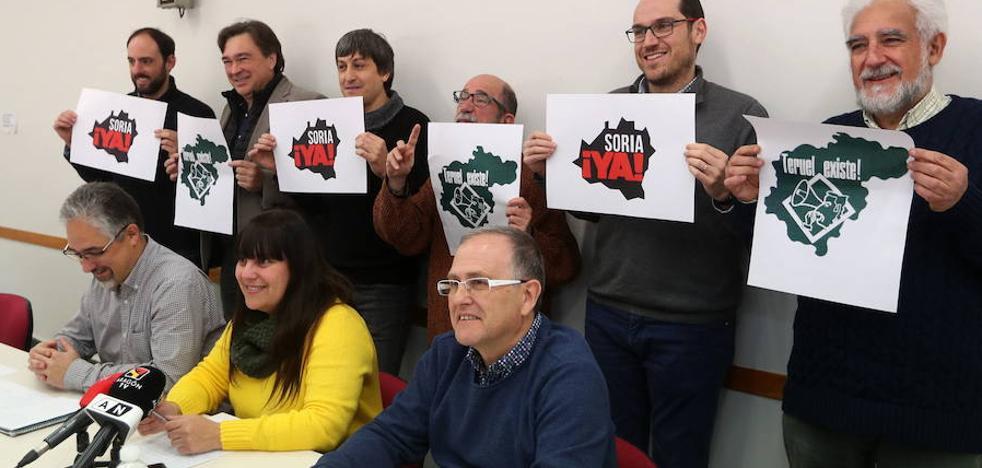 La 'Revuelta de la España vaciada' espera una marea humana el próximo 31 de marzo en Madrid