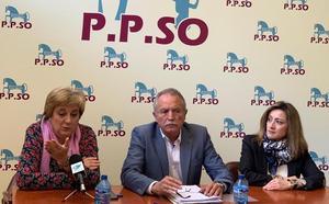 La exvicepresidenta de la Junta María Jesús Ruiz deja el PP y opta al Senado por un partido soriano