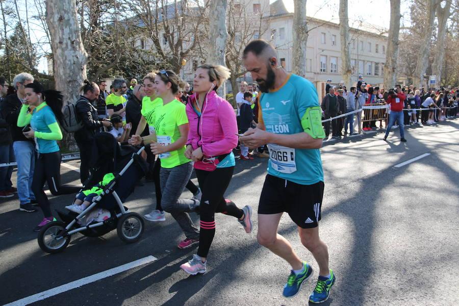 La carrera de los 5 kilómetros