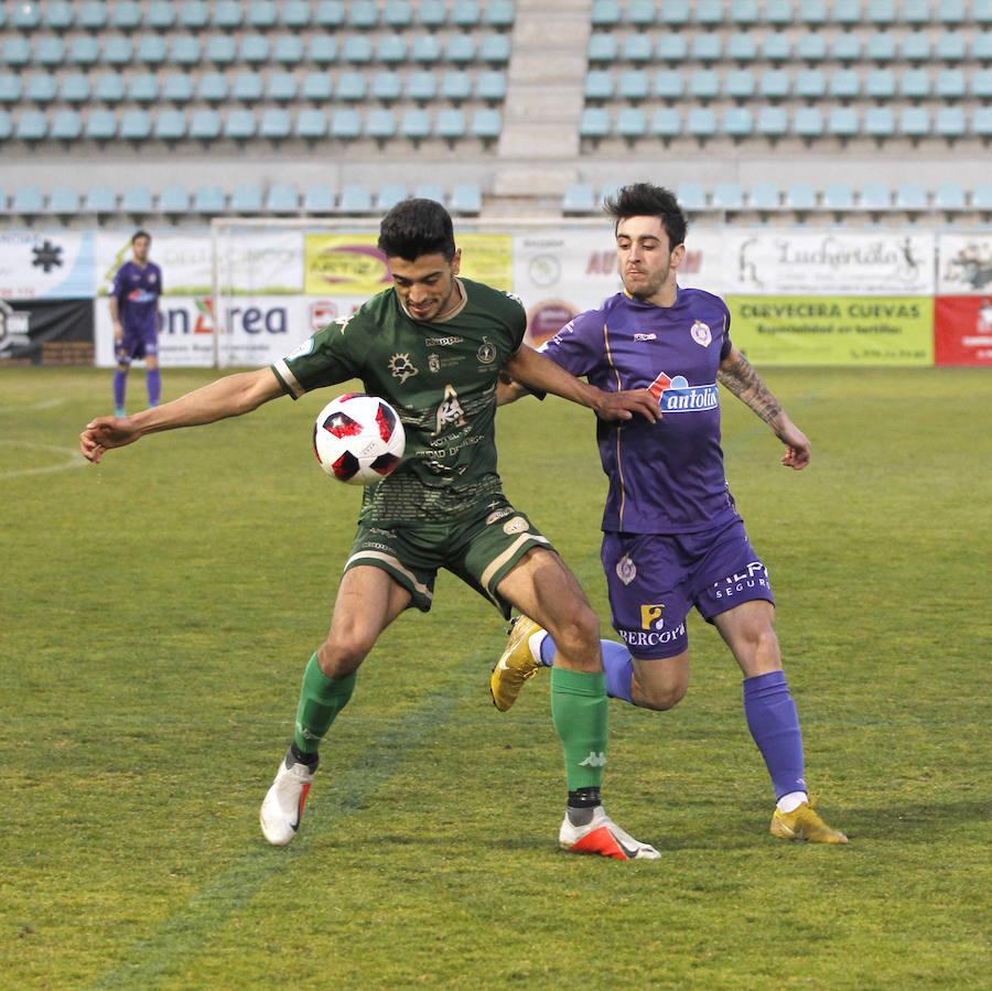 Las mejores imágenes del Palencia Cristo - Atlético Astorga (0-2)
