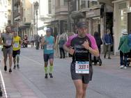 La Media Maratón, a su paso por Burgo Nuevo e Independencia