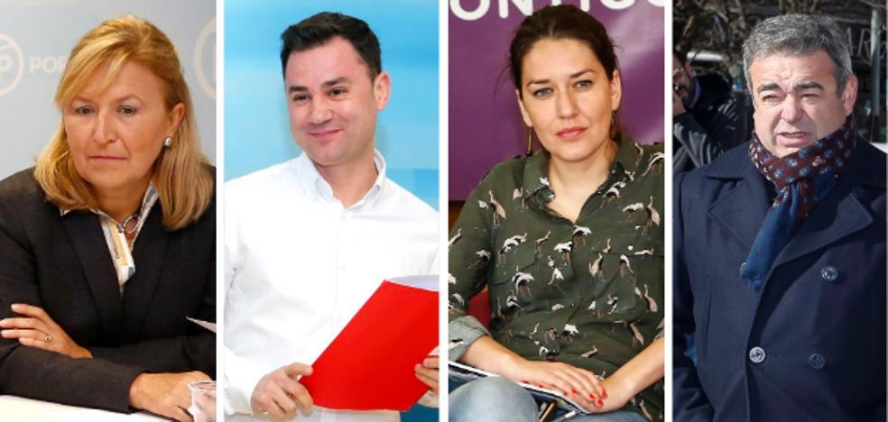 El PP se desploma en León, crece el PSOE y VOX entra como tercera fuerza política el próximo 28A