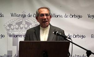 Multitudinario homenaje a Tomás-Néstor Martínez Álvarez en Villarejo de Órbigo